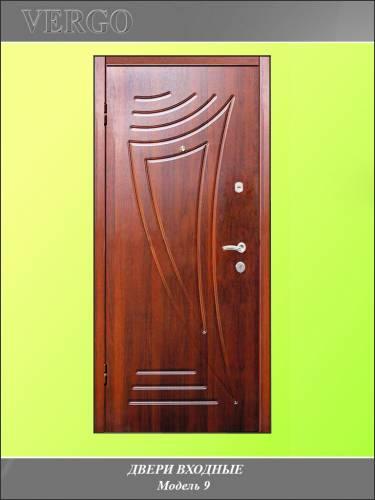 входные бронированные двери с окном
